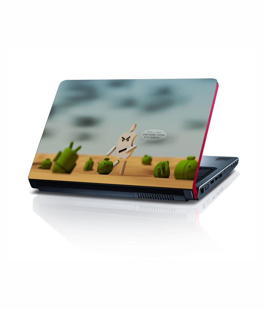 Arcart One More Thing Laptop Skin