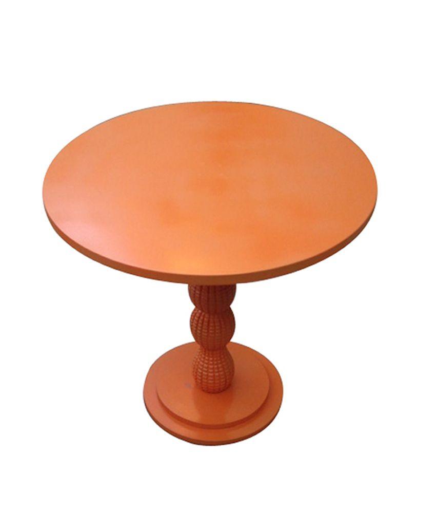 Wacker  WOODEN END TABLE