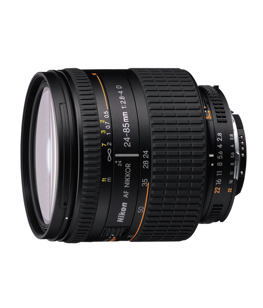 Nikon AF Zoom-Nikkor 24-85  mm  f/2.8-4D IF Lens