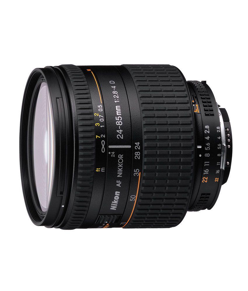 Nikon AF Zoom-Nikkor 24-85  mm  f/2.8-4D IF Lens