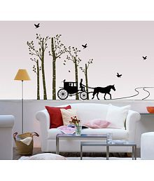 Wall Stickers: 3D Wall Stickers and Wall Decals Online UpTo 50% OFF