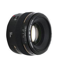 Canon -EF 50mm f/1.4 USM Lens