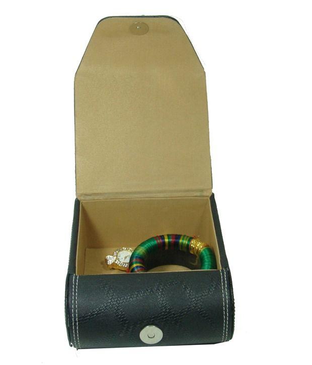 Essart WRJ-1Black Black Jewelry Cases
