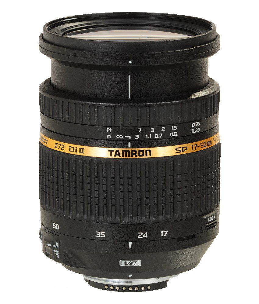 Tamron A16 SP AF 17-50 mm F/2.8  Di II LD Aspherical (IF) (for Nikon)  Lens