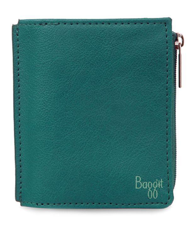 Baggit 2177920447197 CCH FIXING GAYLE T BLUE Wallet