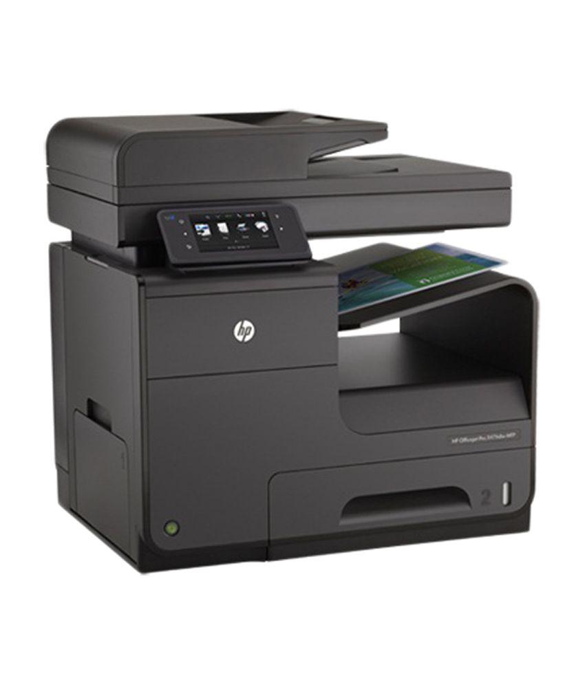 HP Officejet Pro X476dw Multifunction Printer (CN461A