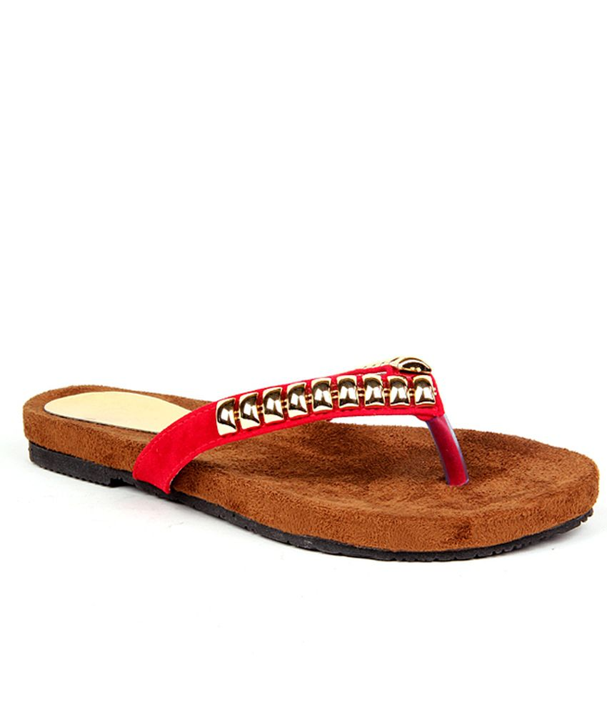 Anand Archies Red Flat