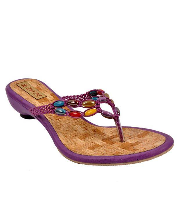 Jolly Jolla Purple Flats