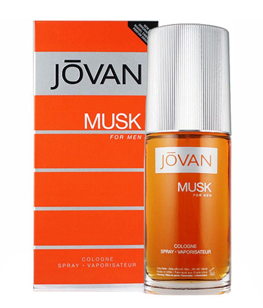 Jovan Musk Men 88ml EDC