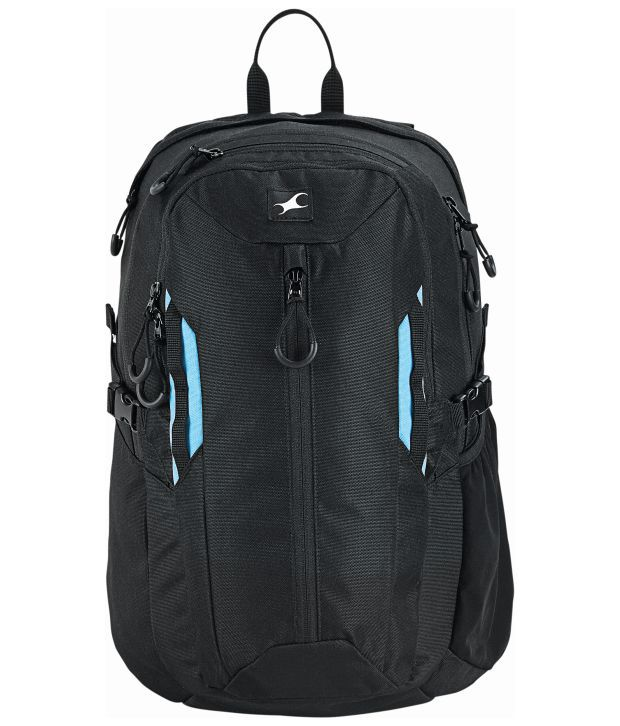 Fastrack Black A0335NBK01 Backpacks Art A0335NBK01 ...