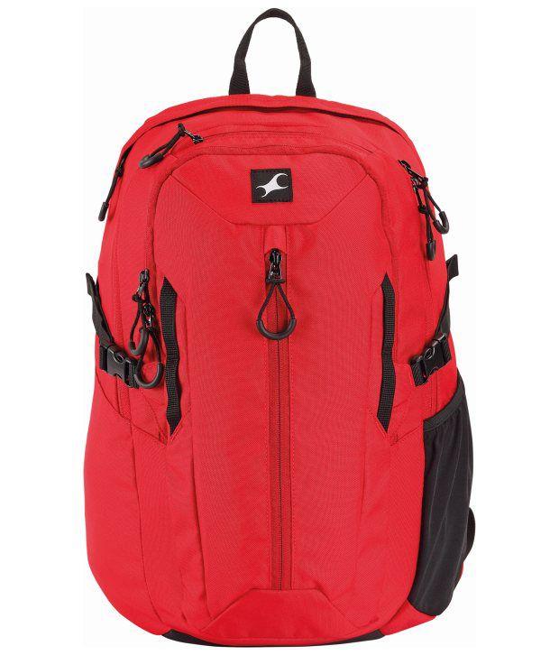 Fastrack Red A0335NRD01 Backpacks Art A0335NRD01 - Buy ...