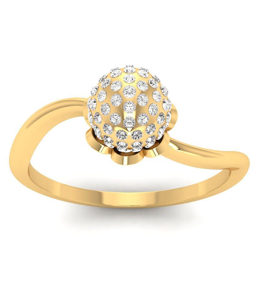 Jewels5 Beautiful Gold Ring: Buy Jewels5 Beautiful Gold ...