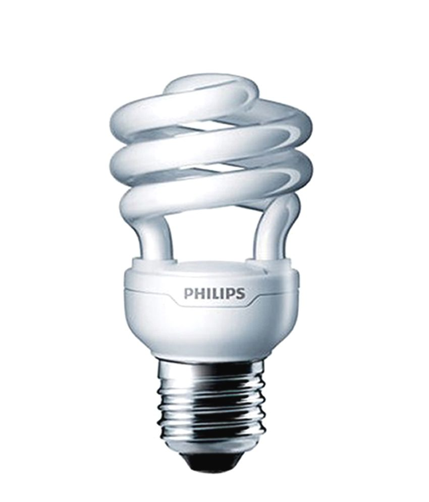 Philips Tornado Spiral energy saving bulb 11W (60 W): Buy ...