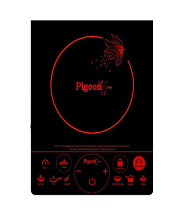 PIGEON RAPIDO TOUCH DX 2100 W INDUCTION COOKTOP (BLACK)