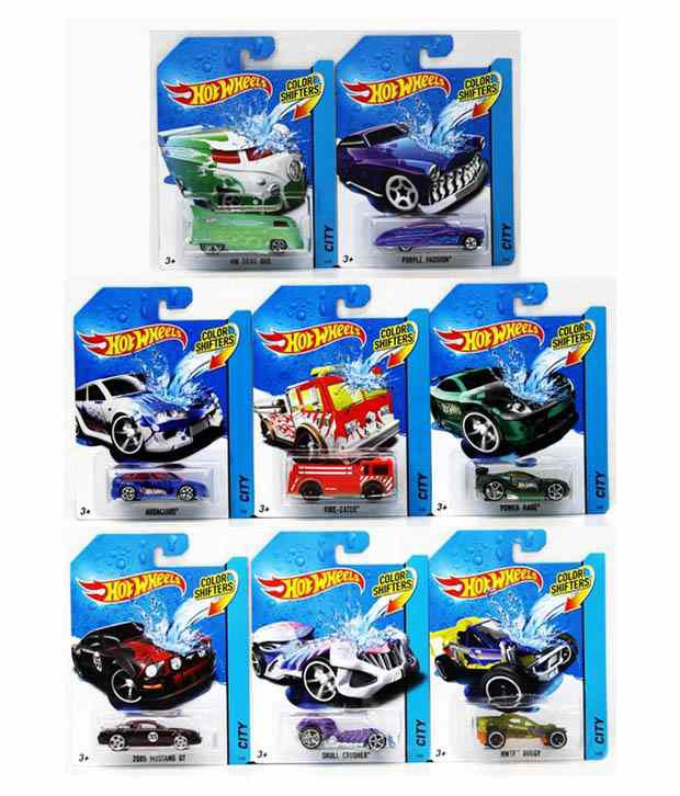 hot wheels color changing cars scale 1 64 track set buy hot wheels rh snapdeal com