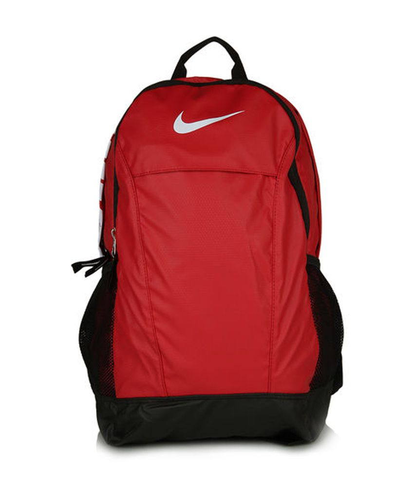 87c3cba5796cfc Nike Red Backpack Red Backpacks - Buy Nike Red Backpack Red Backpacks Online  at Best Prices in India on Snapdeal