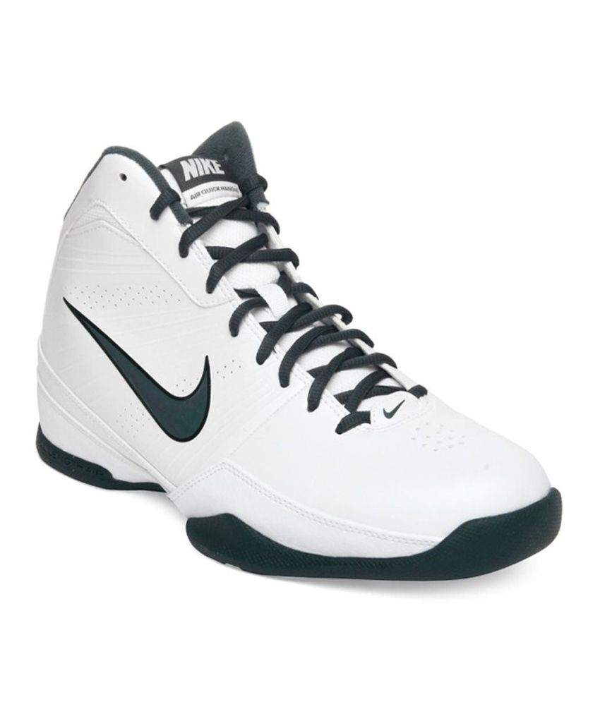 nike air quick handle basketball shoes white black buy nike air quick handle basketball. Black Bedroom Furniture Sets. Home Design Ideas