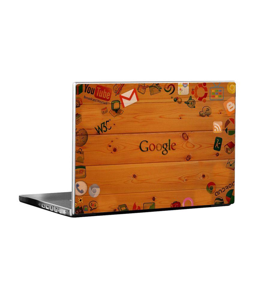 Skin Maniacz Google You Tube Laptop Skin Buy Skin