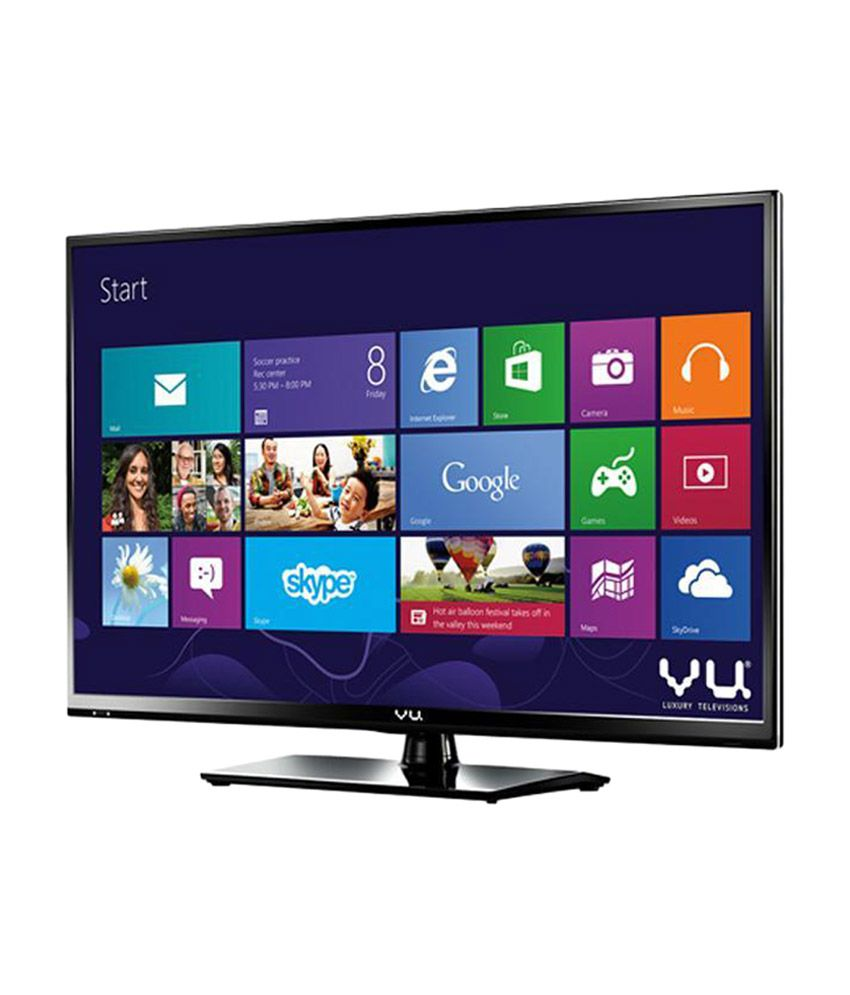 Vu 50K160 127 cm (50) Super LED Television (with Built-in Windows PC)