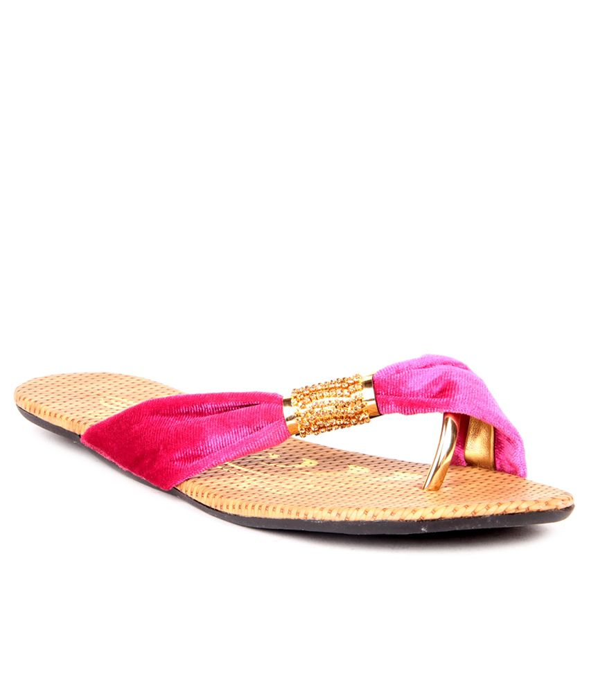 Anand Archies Pink Flats