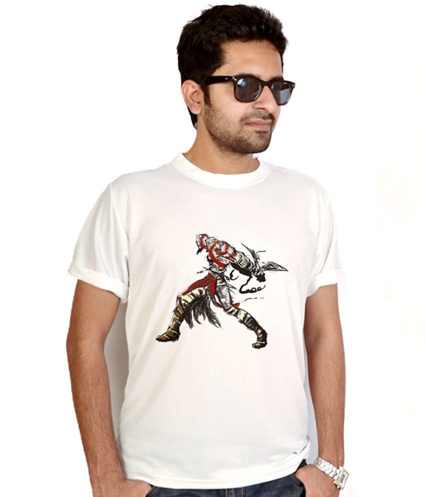 Bluegape God Of War Fight T-Shirt