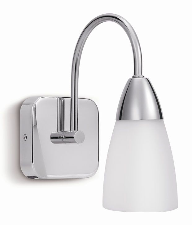 Philips - 32032 Wall Spot Chrome 1 X 12W 230V - Pack of 2