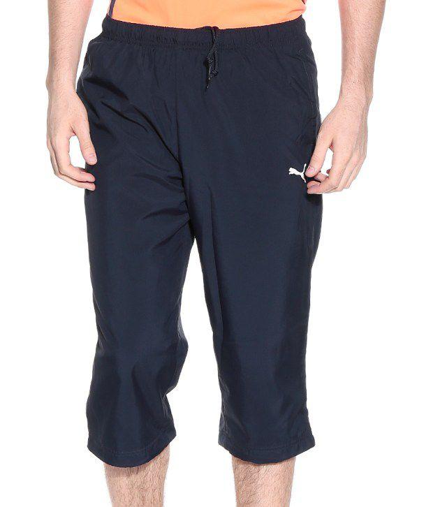 542bdeed3 Puma ESS Woven 3/4 Pants new navy - Buy Puma ESS Woven 3/4 Pants new navy  Online at Low Price in India - Snapdeal