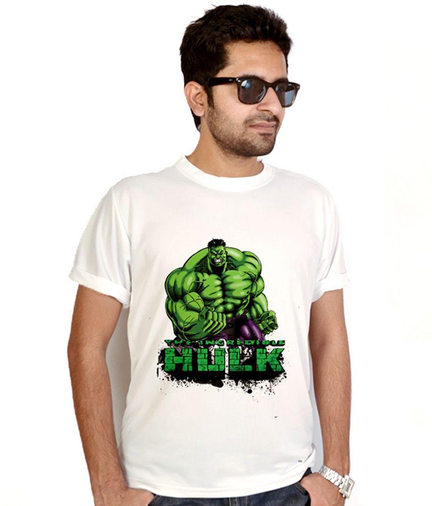 Bluegape Rugged Hulk T-Shirt