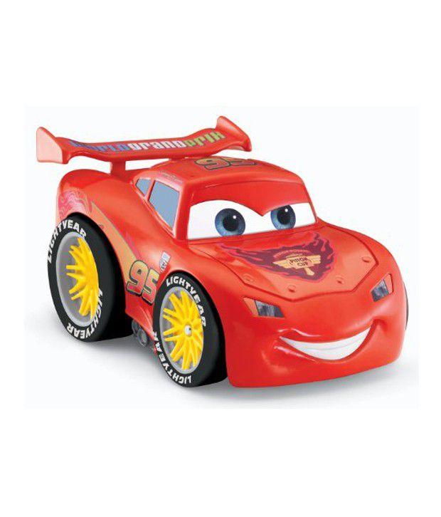Fisher-Price Disney Pixar Cars 2 Lightning McQueen Car