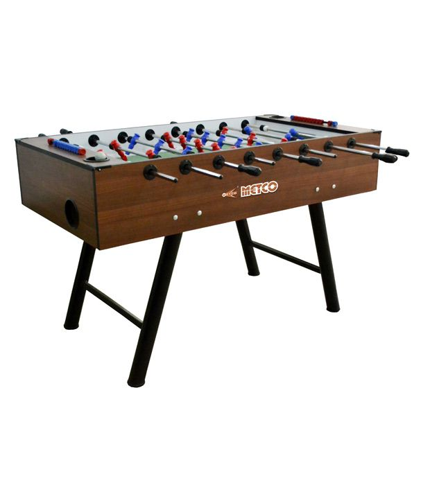 Metco Wooden Soccer Foosball Table ...
