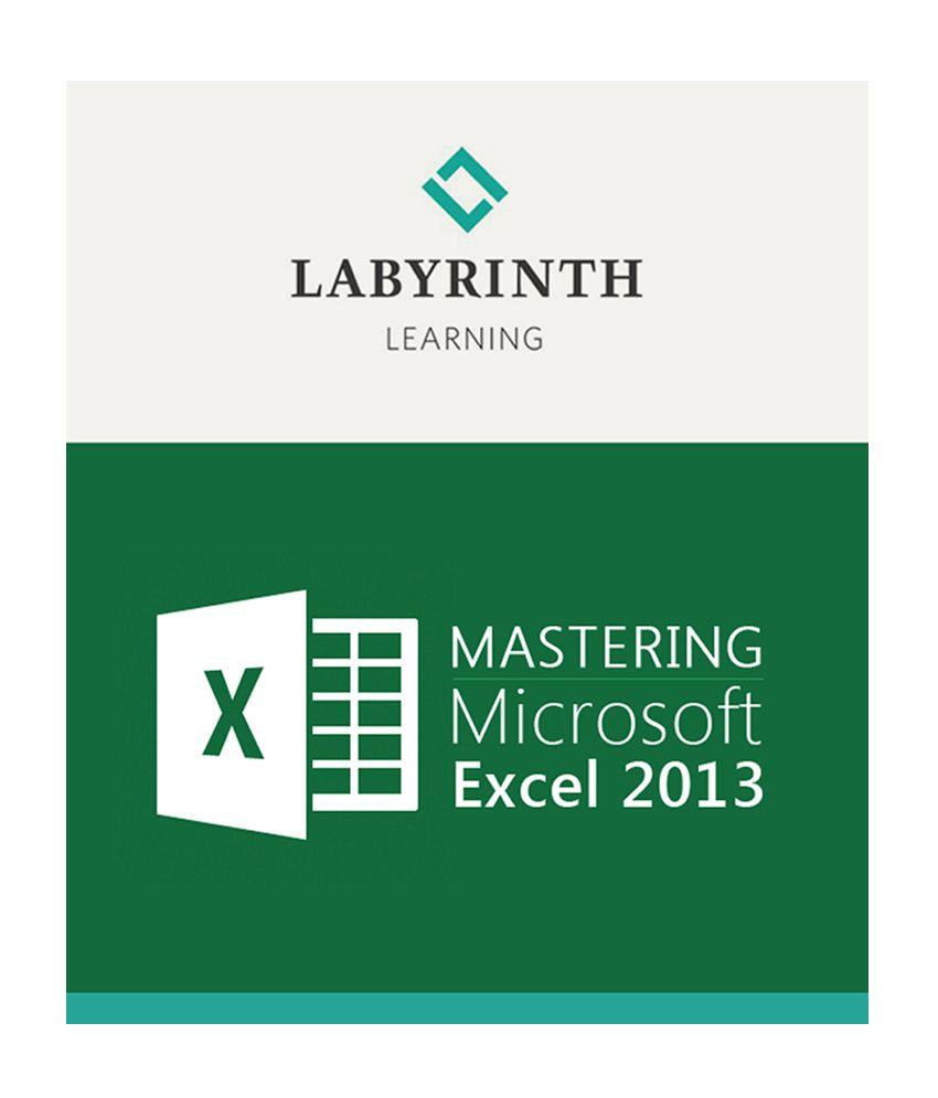 Buy Online Microsoft Excel 2013