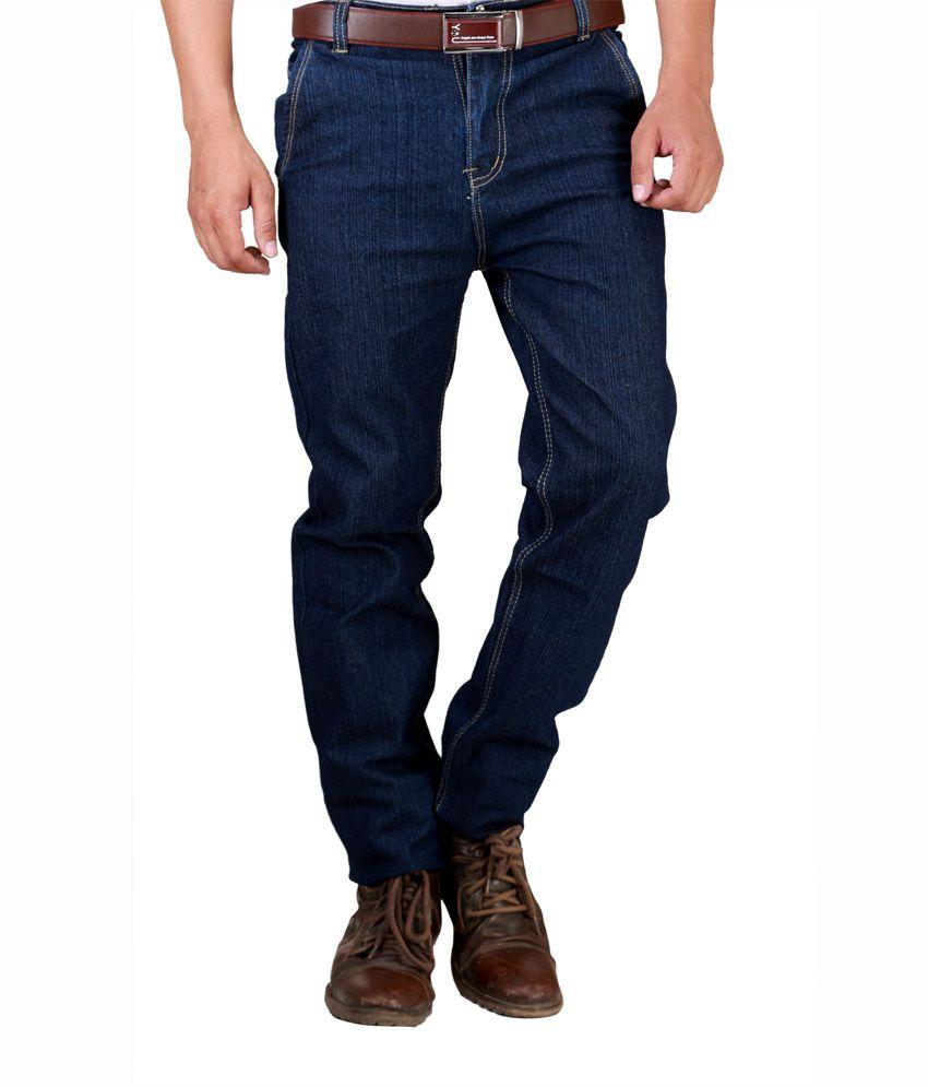 Sam & Jazz BLUE Regular  Jeans