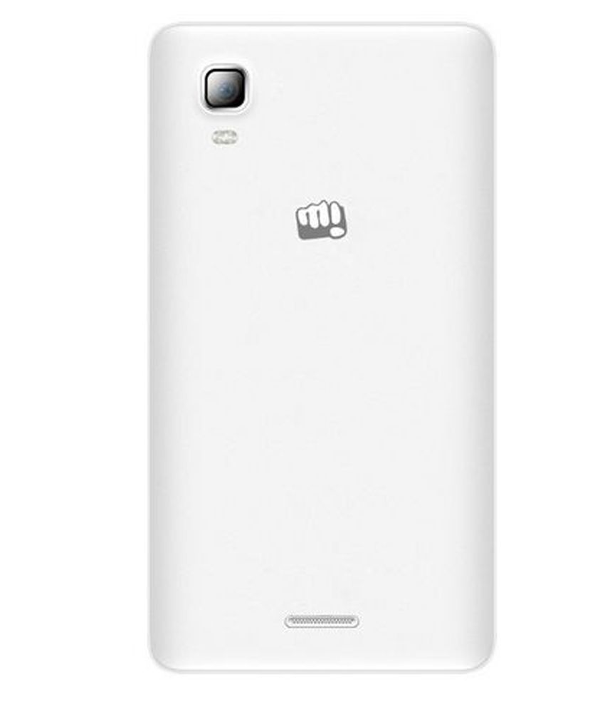 official photos b96a9 b015f Micromax a102 canvas doodle 3 ( 8GB , 1 GB ) White