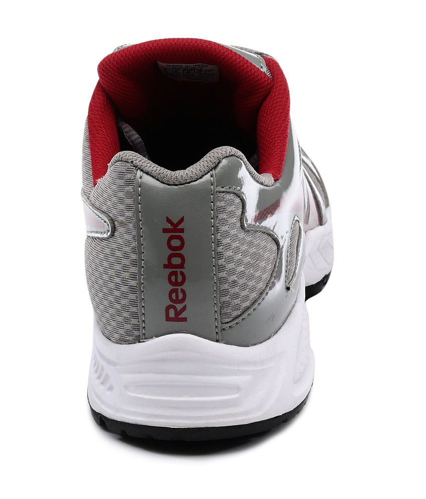 Reebok Gray Shoes