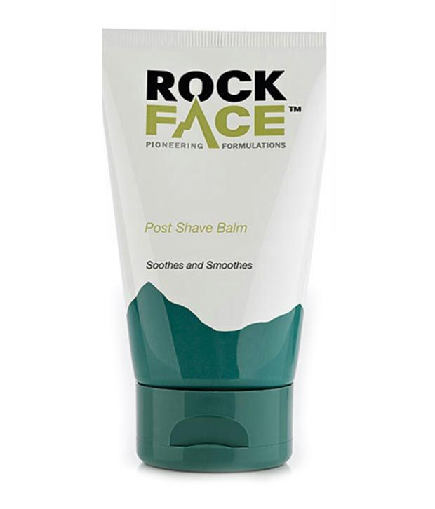 Rock Face Shaving Lotions Rock Face Shave Balm