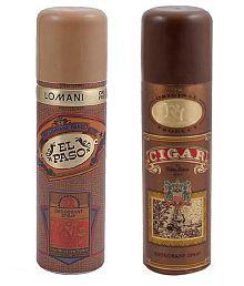 Elpaso & Cigar Deo Combo