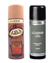 Elpaso & Lomani Deo Combo