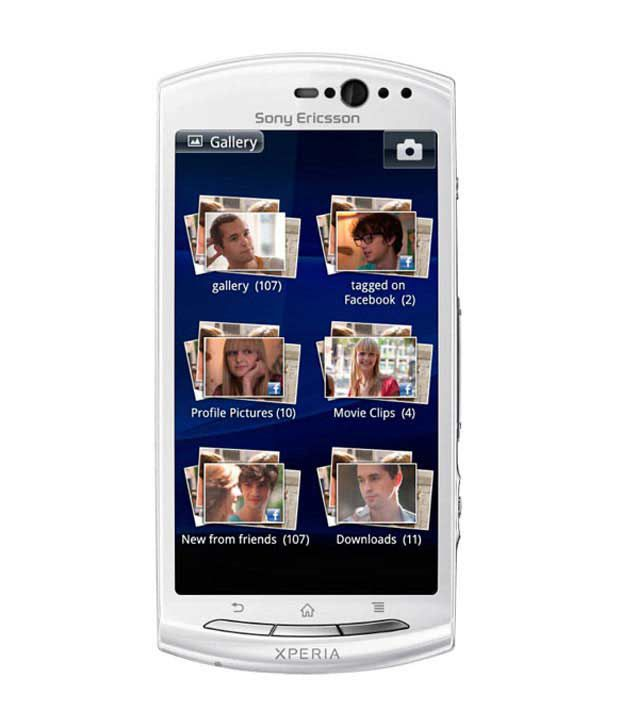 Sony Ericsson Neo V - White