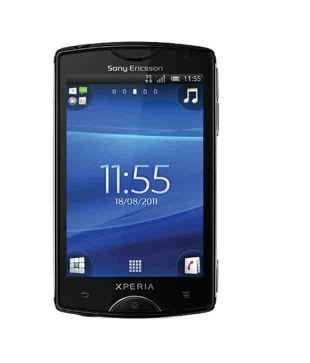 Sony Ericsson Xperia Mini - B
