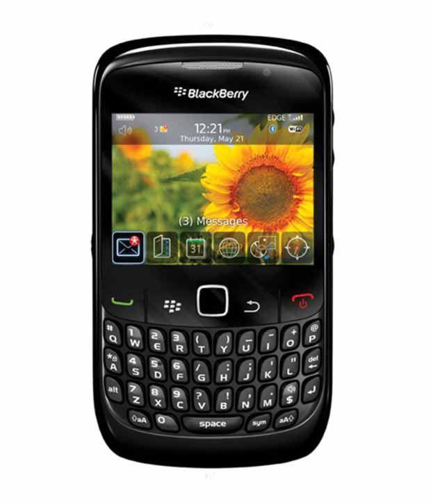 Blackberry Curve 8520-Black