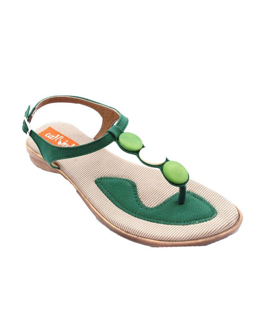 CatBird Green Sandal