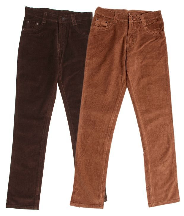 2b0bdf30 Coaster Cartridge Tan & Tan Colors Pack of 2 Corduroy Pants For Kids - Buy  Coaster Cartridge Tan & Tan Colors Pack of 2 Corduroy Pants For Kids Online  at ...