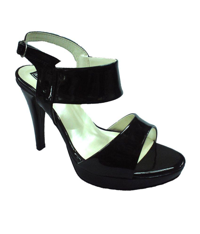 Diva Black Stiletto
