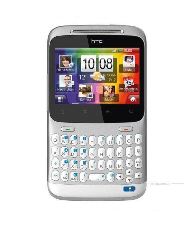 HTC ChaCha A810 E Silver