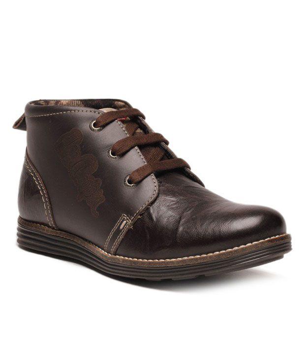 Lee Cooper Brown Chukka Boots