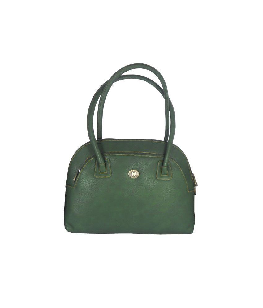 Wrangler Rsc00196 Green Handbags