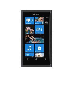 Nokia Lumia 800 (Matt. Black)