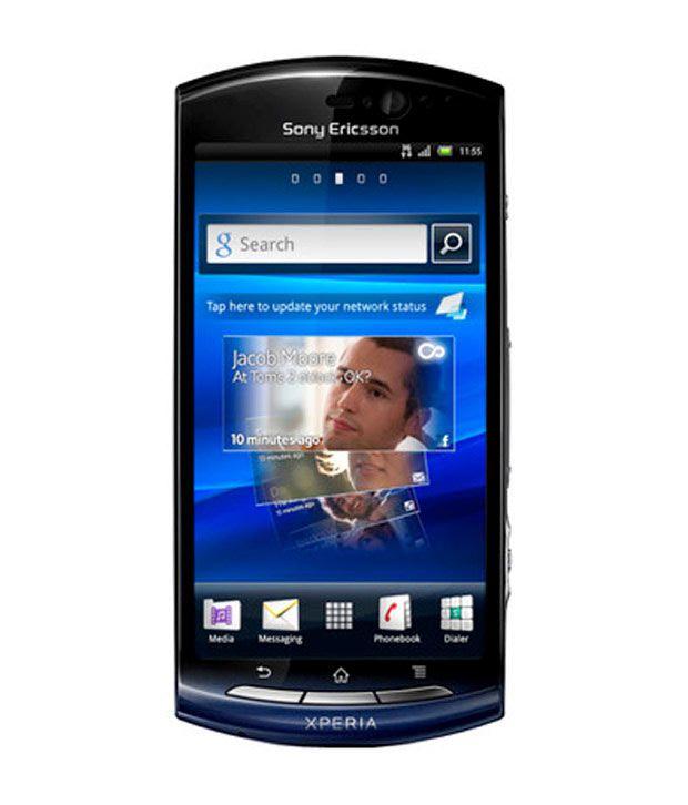 Sony Ericsson Xperia neo V-Blue