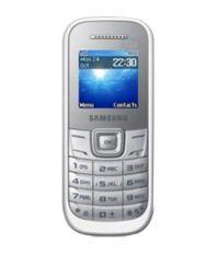 Samsung Guru E1200 (White)