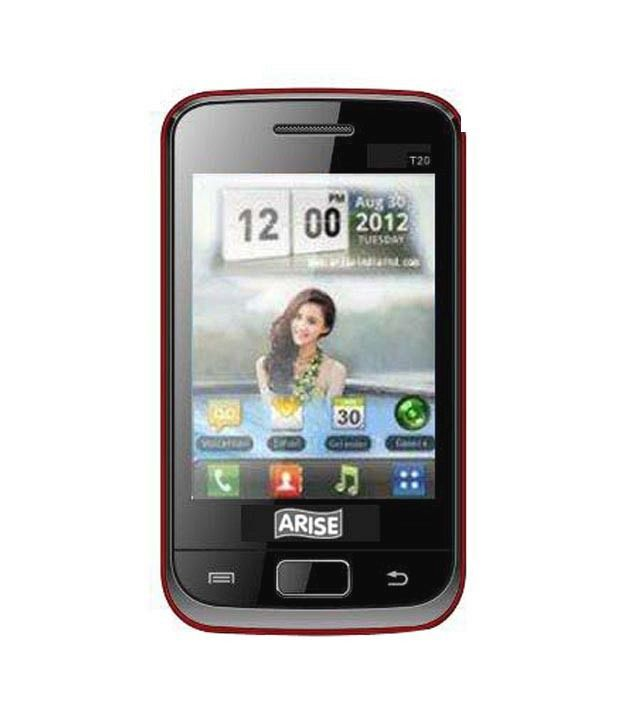 Arise Mobile T20 Red